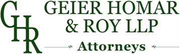 Geier Homar & Roy LLP Attorneys